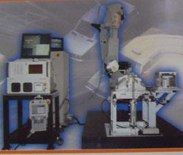 镭射塑胶熔接设备